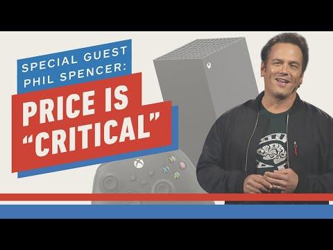 "Xbox Boss: Series X Price ""Critical"" - Next-Gen Console Watch"