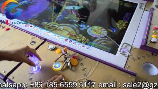 arcade fishing game machine top sale in china  fishing hunter game machine fish hunter 通天葫芦