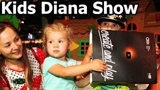 ✿ ВРУЧЕНИЕ КНОПКИ YouTube DIANA KIDS 2016 Youtube Subscribe Diana and Roma Award Vlog Kids VIDEO