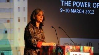 Design and the Indian Identity: Sujata Keshavan