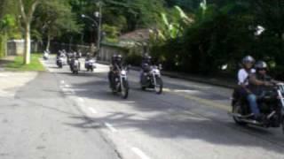 Trem de motos, Balaios Rio de Janeiro