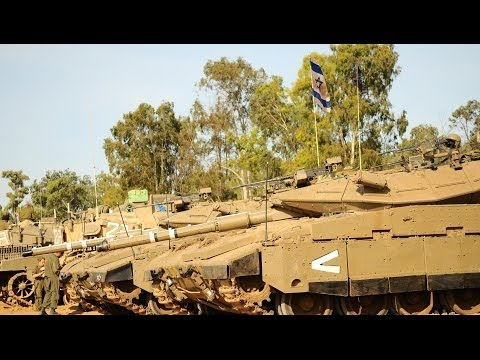 IDF Plans to Intensify Military Operations in Gaza