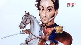 """Simón Bolívar, """"El Libertador de América"""""""