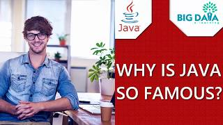 Why is Java so famous : Why is Java so popular among Enterprises, Developers, and Students?