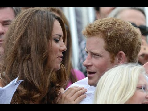 The big sister he never had: Prince Harry opens up about Kate Middleton