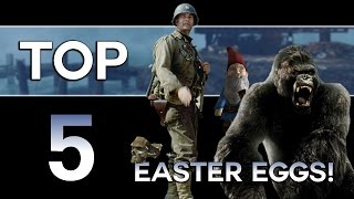 Far Harbor DLC - Top 5 Secrets and Easter Eggs! (Fallout 4)