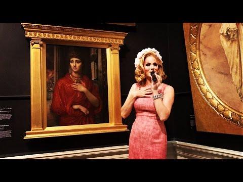 Verushka Darling's Take On Art - Art Gallery of NSW