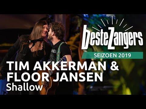 Tim Akkerman & Floor Jansen - Shallow   Beste Zangers 2019