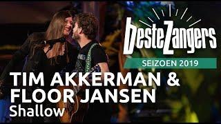Beste Zangers gemist? Tim Akkerman & Floor Jansen zingen 'Shallow'