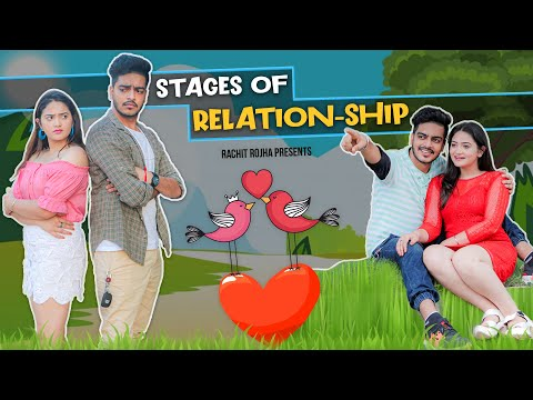 STAGES IN TEENAGER'S RELATION-SHIP    Rachit Rojha