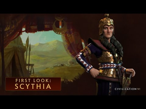 CIVILIZATION VI - First Look: Scythia
