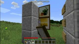 Cara Buat Pintu Dari Lukisan Di Minecraft