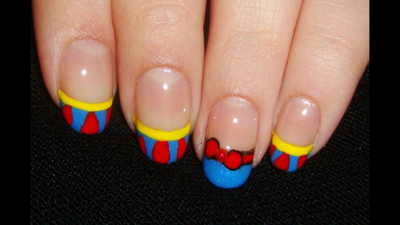 Snow White Nail Designs