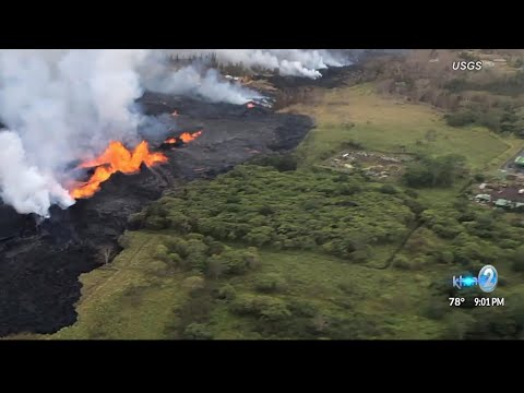 Hawaii volcano: Concerns as lava nears geothermal plant