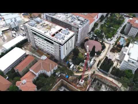 Marmara Üniversitesi Göztepe Kampüsü C-D Blok Derslik Binaları Yapım İşi