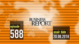Business Report 20th August 2018