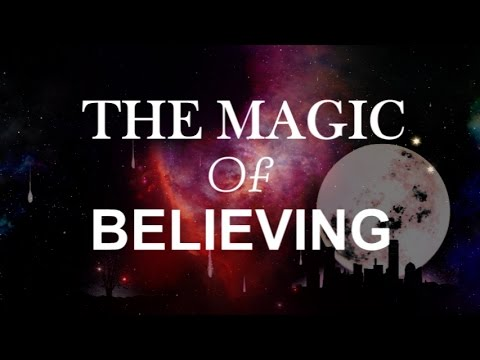 The Magic Of Believing Revisited Audiobook Claude Bristol Youtube
