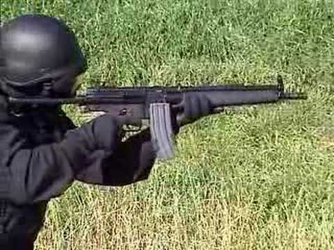 HK G41 In Action