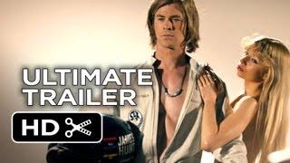 Rush Ultimate Adrenaline Trailer (2013) - Chris Hemsworth Movie HD