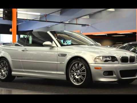 2001 BMW M3 6 SPEED MANUAL E46 CONVERTIBLE 70K ORINAL MLS RARE for ...