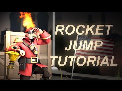 TF2 Tutorial: How to Rocketjump Unpredictable