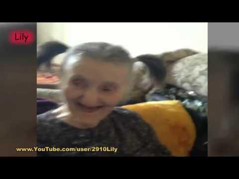 Прическа Дагестанской Бабушки!Hairstyle Dagestan Grandma!