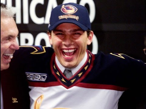 Looking Back at 1999 and 2000 NHL Entry Drafts