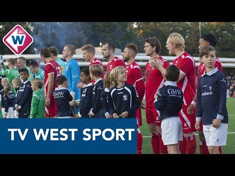 TV West Sport Amateurvoetbal | Speelronde 9 | 21-10-2018 - OMROEP WEST SPORT