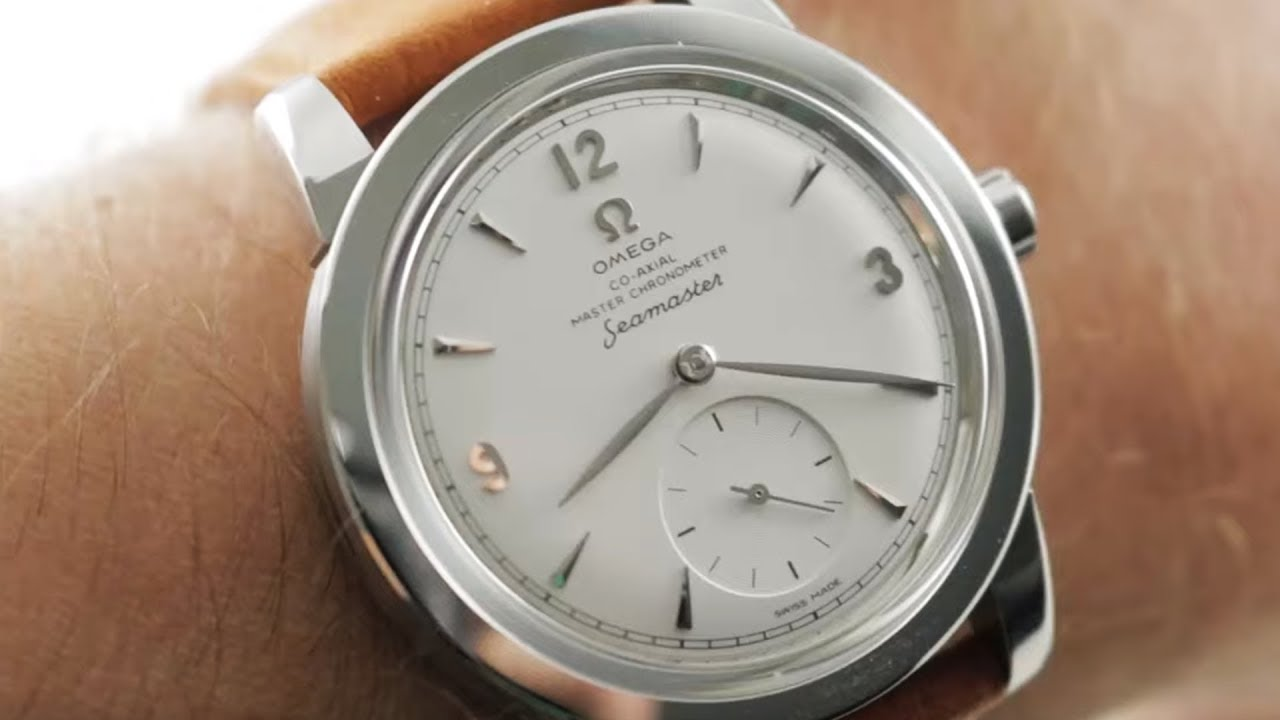omega seamaster 1948 limited edition price
