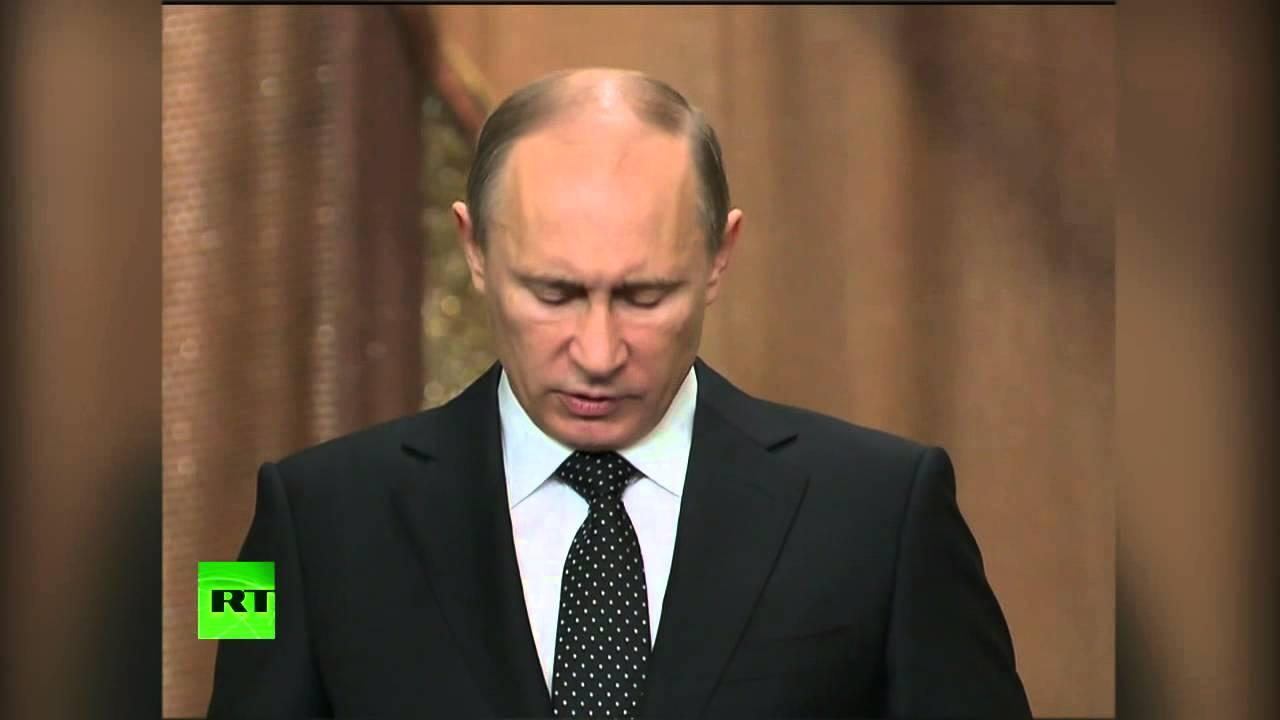 Путин: Запад расшатывает стратегический баланс в мире