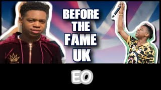 EO | Before The Fame UK | Artist Biography