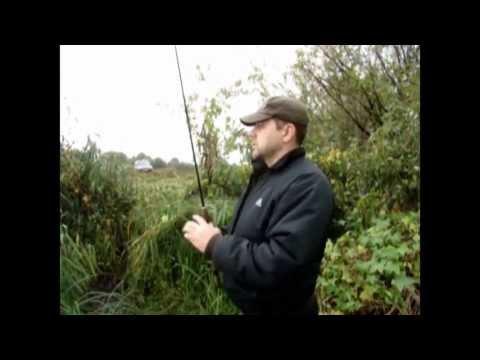 водоналивной поплавок - быстрая ловля живца