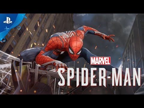 Marvel's Spider-Man - PS4 Gameplay Impressions | E3 2017