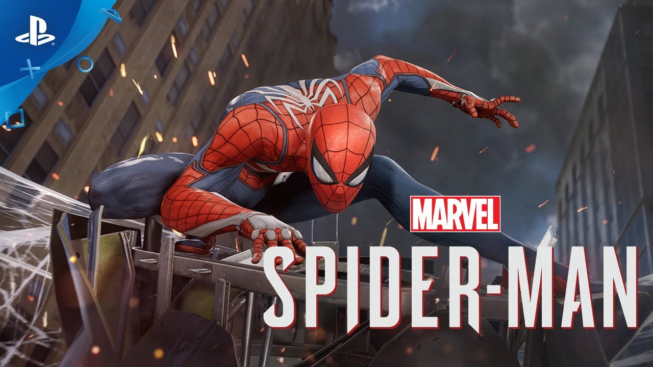Marvel's Spider-Man Available on PS4