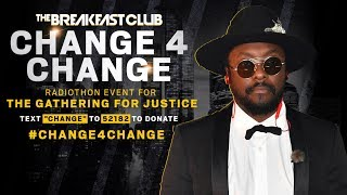 Will.i.am. Calls To Donate $20K, Calls Back Minutes Later To Donate $50K