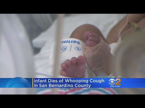 Immunizations Urged After Baby In San Bernardino County Dies Of Whooping Cough