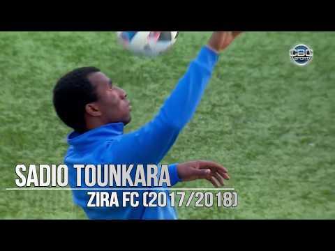 Sadio Tounkara - Zira FK | 2017/2018