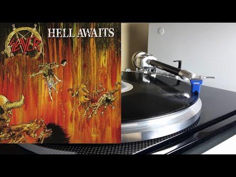 SLAYER Hell Awaits (Full Album) Vinyl rip