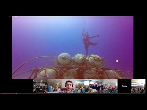 Explorer Classroom | Grace Young: Ocean Robotics Engineer