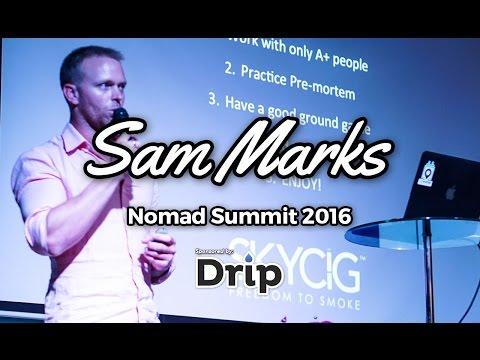 Sam Marks: Building a $100 Million Dollar Company