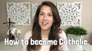 How To Become CATHOLIC! RĊIA & other resources