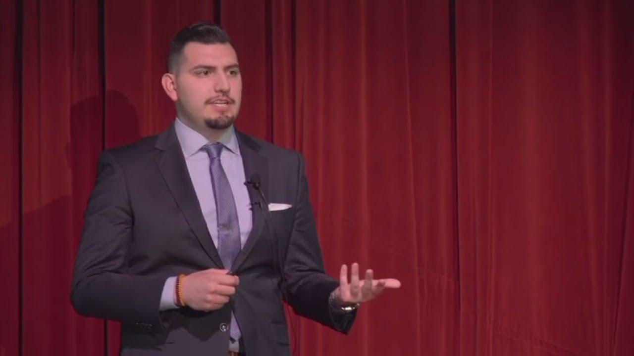 A BLOGGER'S LIFE | Steven Bautista | TEDxNorthernIllinoisUniversity
