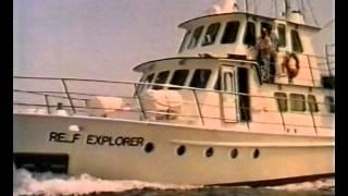 Смертоносные существа: В морских джунглях / Blue wilderness (1992) - Документальный фильм [VHS-rip]
