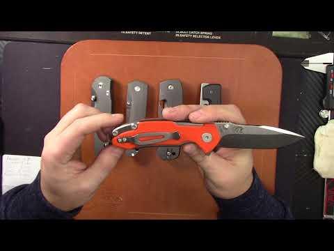 Knife Sale! Boker, Spyderco Slysz Bowie, Benchmade 765, Viper Storm, Protec TR3 - 동영상