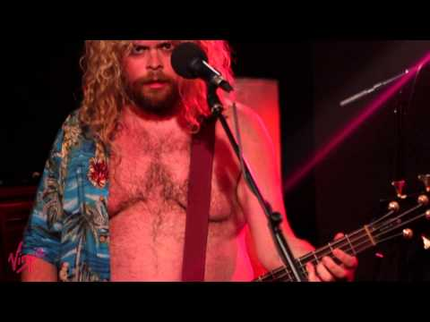 Wavves - Demon To Lean On | Live For Virgin Red Room