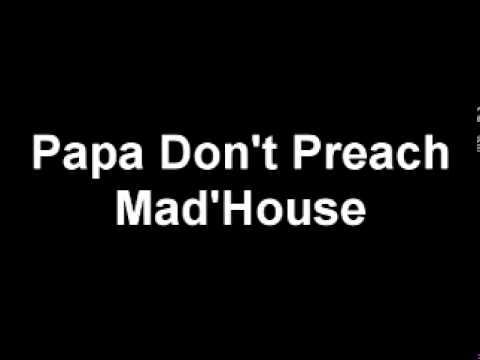 Papa dont preach essay
