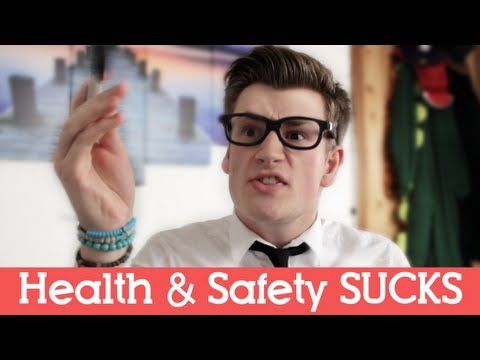 HEALTH AND SAFETY SUCKS