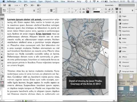 Intro. to Digital Art Publishing - Interactive PDF Demo