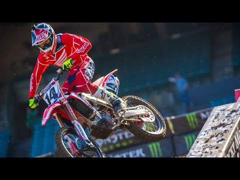 2018 Anaheim One SX Press Day Video | TransWorld Motocross