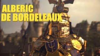 Warhammer 2 livestream - Alberic de Bordeleaux